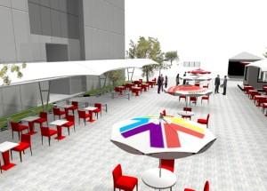 desain cafe outdoor branding perusahaan (3)