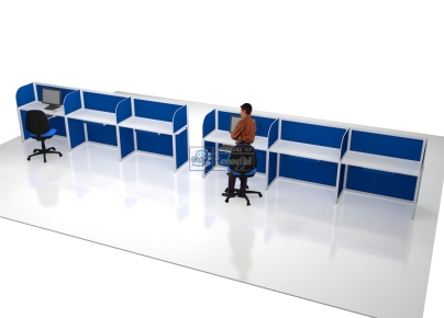 office cubicle semarang jawa tengah