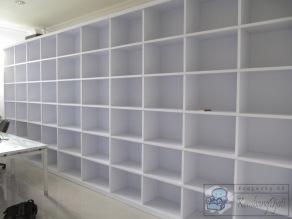 Rak Arsip Kantor Untuk Banyak Dokumen - Furniture Semarang